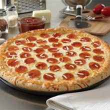 Bold 51 Percent Whole Grain Pepperoni Pizza