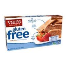 Wheat Free Cinnamon French Toast Sticks