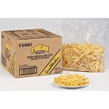 Regular Cut Thin Potato Fries