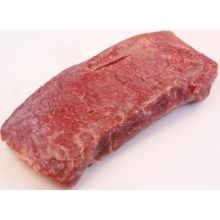 Choice Beef Flat Iron Steak 6 Ounce