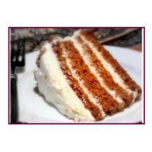 14 Score Tropical Carrot Cake