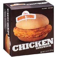 Breaded Chicken Sandwich