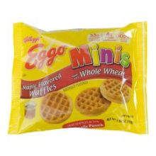 Minis Maple Flavored Waffle