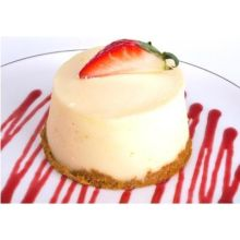 Mascarpone New York Style Hi Top Individual Cheesecake