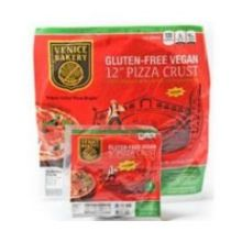 Gluten Free Vegan Seasoned Pizza Crust