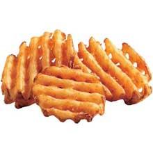 Beer Battered Lattice Cut Fries