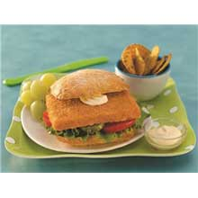 Rectangle Cut Breaded Pollock Fish Portion