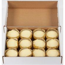 Divine New York Vanilla Cheesecake