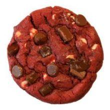 Red Velvet Decadent Cookie Dough