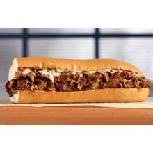 Seasoned Beef Sandwich Slice