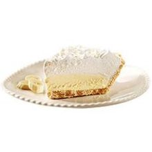 No Sugar Added Banana Cream Pie