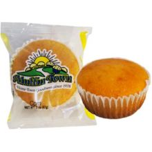 Individually Wrapped Corn Muffin