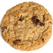 Oatmeal Raisin Cookie Dough 1.5 Ounce