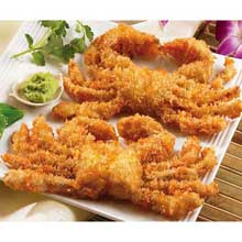 Soft Shell Panko Breaded Wild Caught Jumbo Crab