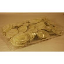 Precooked Jumbo Round Saute Wild Mushroom Ravioli Pasta with Parsley