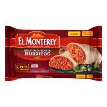 Spicy Taco Picante Burrito