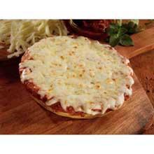 Whole Grain Mozzarella Cheese Pizza