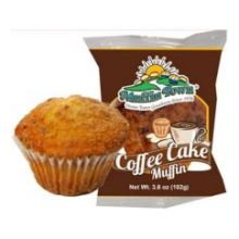 Individually Wrapped Coffee Cake Muffin