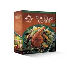 All Natural Duck Leg Confit