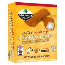 Buffalo Style Chicken Minis