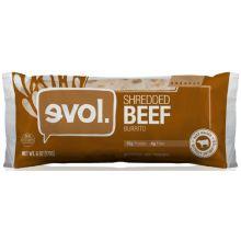 Shredded Beef Classic Burrito