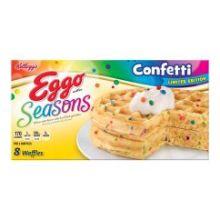 Seasons Confetti Waffle