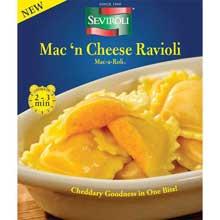 Mac a Cheese Rovioli