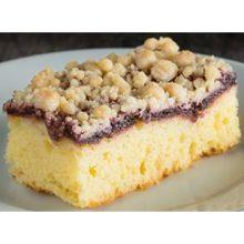 Lemon Blueberry Crumble Cake