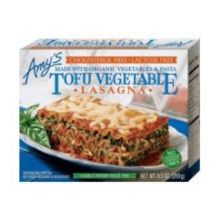 Tofu Vegetable Lasagna