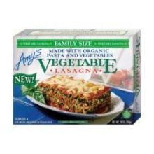 Family Size Vegetable Lasagna