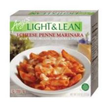 Light and Lean 3 Cheese Penne Marinara Bowl
