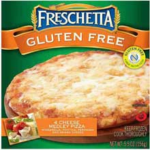Thin and Crispy Cheese Pizza 5.5 Ounce