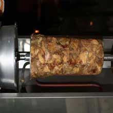 Mediterranean Style Chicken Shawarma