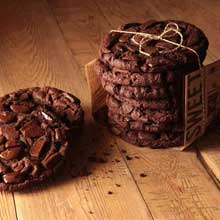 Just Chocolate Manifesto Cookie Puck