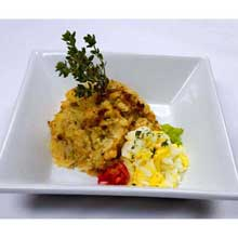 Country Style Raw Stuffing Cornbread