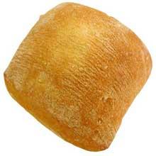 Golden Bread Roll