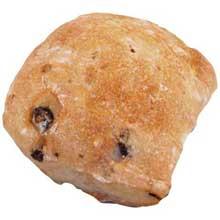Nut And Raisin Bread Roll