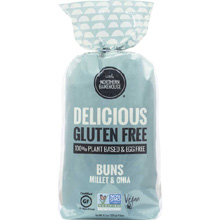 Millet and Chia Gluten Free Hamburger Bun