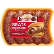 Firecracker Bratwurst