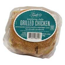 Signatures Monterey Chicken Sandwich