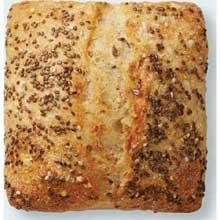 Ancient Grains Ciabatta Dinner Roll