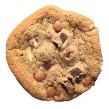 Salted Caramel Chocolate Chunk Cookie Dough