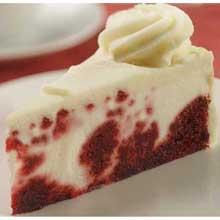 Crazy Red Velvet Cheesecake