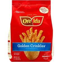 Dollar General Core Crinkle Cut Potatoes