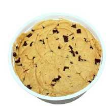 Gourmet Chocolate Chunk Edible Cookie Dough