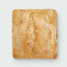 Whole Grain Ciabatta Bun