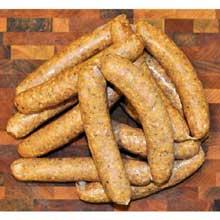Mild Italian Cooked Sausage Link