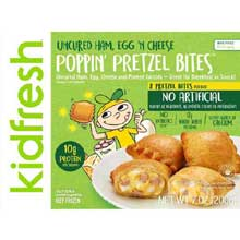 Uncured Ham Egg N Cheese Poppin Pretzel Bites