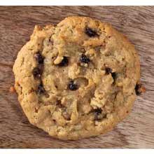 Ultimate Reduced Fat 51 Percent Whole Grain Oatmeal Raisin Cookie