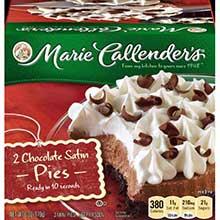 Chocolate Satin Pie